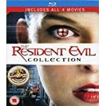 Resident evil blu ray Filmer The Resident Evil Collection [Blu-ray] [Region Free]